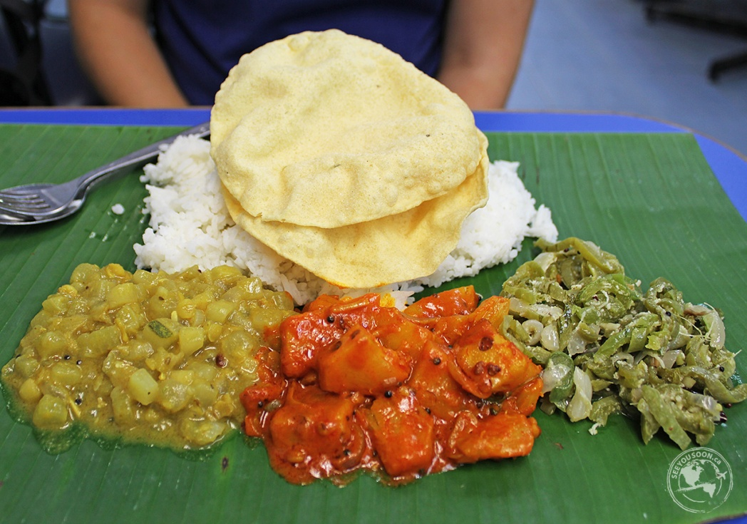 Banana leaf rice platter: Street food dishes not to be missed in Malaysia